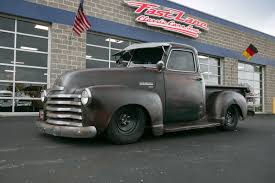 1951 Chevy Pickup Truck For Sale