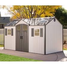 15x8 new style storage shed kit w floor 60138