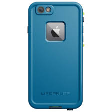 LifeProof Fre iPhone 6 6s Fitted Hard Shell Case Blue iPhone 8