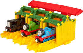 Thomas And Friends Tidmouth Sheds Wooden Railway by Fisher Price Thomas U0026 Friends Take N Play Tidmouth Sheds Launchers