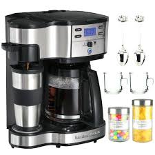 Hamilton Beach 49970 Sale Two Way Brewer Single Serve Cup Coffee Maker 2