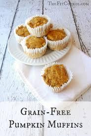 Vegan Pumpkin Muffins No Oil by Grain Free Pumpkin Muffins Vegan U2022 The Fit Cookie