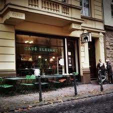 café elefant i agnesviertel i weißenburgstraße 50 in 50670