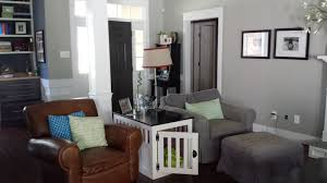 Pottery Barn Dog Bed by Deck Our Home My Living Room Tour