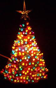 Bulbs For Ceramic Christmas Tree by 74 Best Ceramic Christmas Trees I Love Images On Pinterest