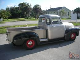 100 1951 Chevy Truck For Sale MNL4083 Pickup Manual 1948 1949 1950 1952 2019