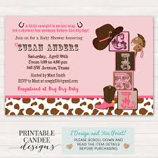 Custom Personalized Baby Shower Invitations Heart Clothesline Baby Shower Invitations Baby Shower Invites Gender Neutral Blue Pink