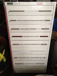 Stanley Vidmar Cabinets Nsn by Tips Vidmar Tool Cabinet Parts Storage Drawers Stanley Vidmar