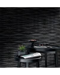 3D Wall Tile Wave Emboss