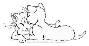 Warriors Cats Coloring Pages Printable 34 Warrior Cat 4792 Free