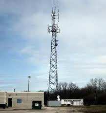 albert st cell phone tower