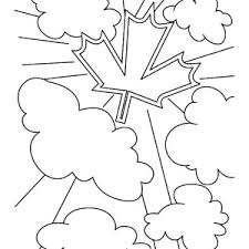 Two Cute Beavers With Canada Flag For Day 2015 Coloring Pages