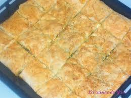 cuisine turc facile la cuisine de yasemin börek facile et rapide aux épinards