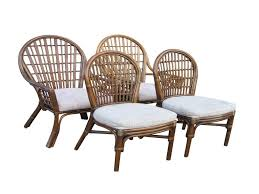 Retro Cane Chairs Dining Fresh Vintage Rattan Table And Furniture For Sale Full Size
