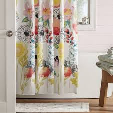 Joss And Main Curtains by Floral Shower Curtains Joss U0026 Main