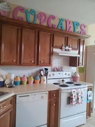 Cupcake Kitchen Decor Decoration