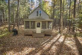 the Market A Quaint Cabin in the Woods – Boston Magazine
