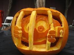 Puking Pumpkin Pattern by 10 Funniest Halloween Jack O U0027lanterns