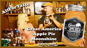 Best Pumpkin Pie Moonshine Recipe by Great America Apple Pie Moonshine Youtube