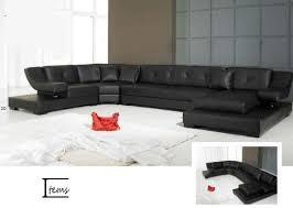 canapé en cuir canapé panoramique cuir denver canapé cuir 6 7 places 375x231x180