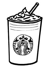 Bw Starbucks Frapp I Used This In My Binder