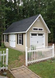 Kloter Farms Used Sheds by This Kloter Farms 14x24 T 1 11 Garden Elite Cape Garage Is A