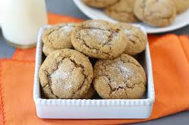 Libbys Pumpkin Orange Cookies by Pumpkin Gingersnap Cookies Two Peas U0026 Their Pod