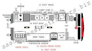 100 Food Truck Dimensions Food Truck Autward Design 15 Foot Food Truck Plan 14 Foot Food