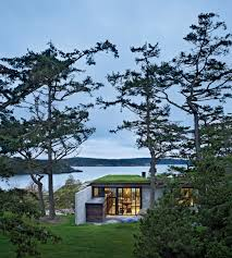 100 House In Nature Modern Homes In Architectural Digest