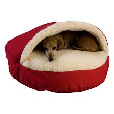 Snoozer Overstuffed Sofa Pet Bed Petsmart by Snoozer Cozy Dog Cave Hayneedle