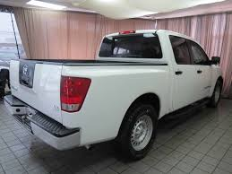 2008 Used Nissan Titan 2WD Crew Cab SWB XE At North Coast Auto Mall ...