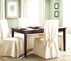 White Dining Room Chair Covers Unique Slipcovers Short Slipcover Sure Fit