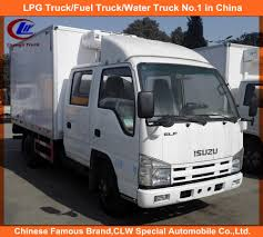 100 Reefer Truck For Sale China Cooling Isuzu In Thermo King Refrigerator Van