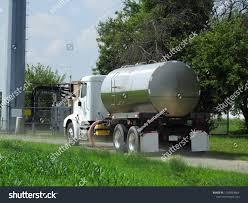 100 Fertilizer Truck Just Arrived Stock Photo Edit Now 1108969664