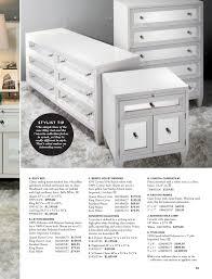 Hayworth Mirrored 3 Drawer Dresser by Z Gallerie Nightstand Master Bedroom Gunnar 6 Drawer Dresser From