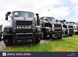 100 Mack Semi Trucks Anthem Semitrucks Stock Photo 209693459 Alamy