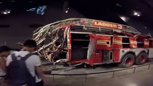 100 Fire Truck Museum MASHED UP FIRETRUCK 911 MEMORIALMUSEUMSTATUE OF LIBERTY YouTube