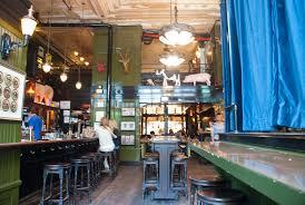 The Breslin Bar Menu by The Breslin Manhattan Sideways