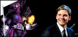 CAPTAIN AMERICA CIVIL WAR Daniel Bruhl Cast As Villain Baron Zemo