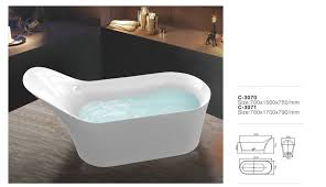 cheap walk in white plastic portable bathtub for adults buy