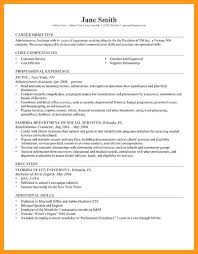 Core Competencies In Resume Competency Hr Examples