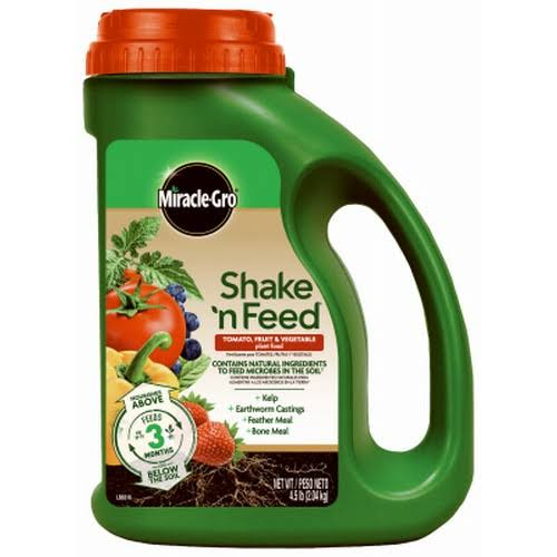 Miracle-Gro Shake N' Feed Plant Food - 4.5lb