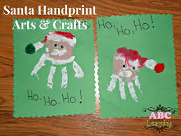 Christmas Arts And Crafts Ideas For Toddlers Kid Friendly Intended