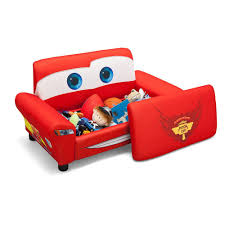 Disney Pixar Cars Sofa With Storage - Delta - Toys