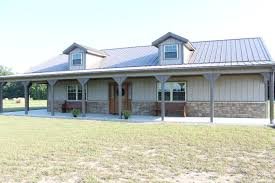 104 Homes Made Of Steel Pros Cons A Post Frame Home Walters Buildings