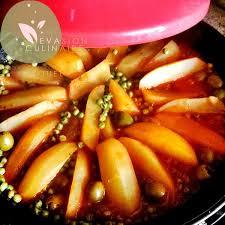 cuisine sans viande tajine petits pois pommes de terre sans viande légumes et