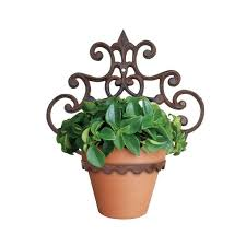 porte pot de fleur fer forge beautiful porte plante fer forge photos lalawgroup us