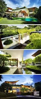100 The Willow House Plan By Guz Architects In Singapore