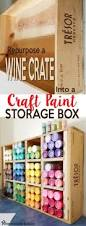 Wine And Grape Kitchen Decor Ideas by Best 25 Wine Crate Decor Ideas Only On Pinterest Wine Crates