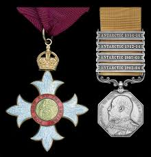 Military Awards And Decorations Records by Antarctic Medals